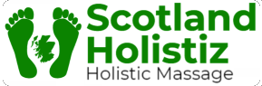 Scotland holistic massage therapy logo